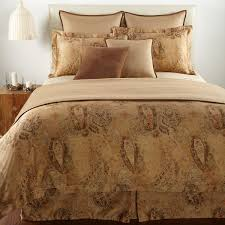com lauren by ralph lauren verdonnet paisley king duvet cover camel home kitchen
