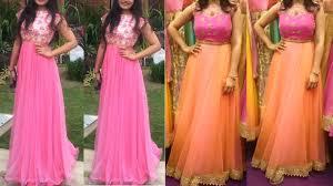 Party Gown Designs 2018 Simple Anarkali Gown Designs 2018 Simple Anarkali Dress