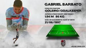 Gabriel :: Gabriel Barbato da Silva :: Bandeirante
