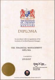 Международный диплом ИСФМ Великобритания