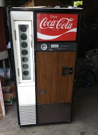 Vendo Parts Vending Machine Extraordinary Vendo H48 Coke Bottle Machine Collectors Weekly