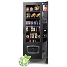 Refrigerated Vending Machines For Sandwiches Best Buy Multizone Food Vending Machine 48 Selections Vending