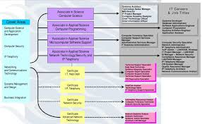 Information Technology Career Path Flow Chart 79 Correct Information Technology Career Path Flow Chart