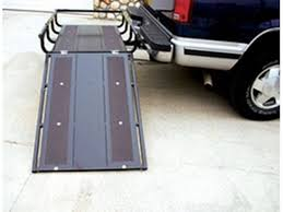 carrier ramp. rola moover hitch carrier ramp p