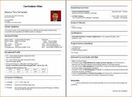 Sample Resume For Mba Freshers Doc Elegant Fresher Format Hr New