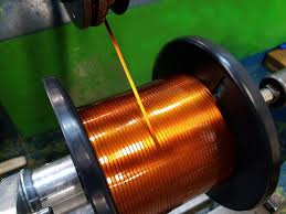 Rectangular Magnet Wire Mws Wire