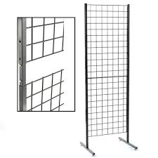 heavy duty grid and go portable display