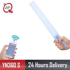 <b>YONGNUO YN360S</b> ультра тонкий ручной светодиодный видео ...
