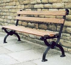 French Iron Scroll Metal Garden Bench For Seats With Chiffon Woven Garden Metal Bench