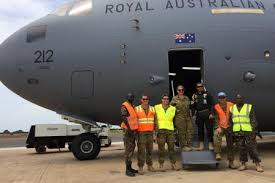 air force vehicle operations operations royal australian air force