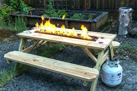 cooler picnic table picnic table with cooler fire pit cooler table arson for hire fire pit cooler picnic table