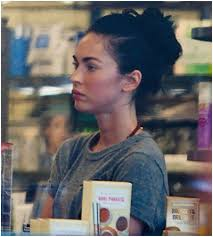 megan fox wake up and makeup look pinit