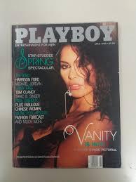 Amazon Com Playboy Adult Magazine April 1988 Playboy Publishing Books