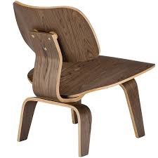Poly and Bark Isabella Plywood Lounge Chair - Free Shipping Today -  Overstock.com - 18469202