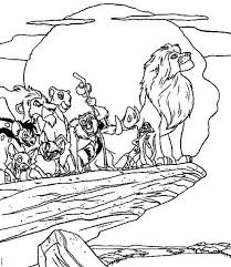 Small Picture coloring pages lion king characters the lion king coloring pages