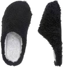 Dearfoam Size Chart Dearfoams Fluffy Terry Slippers