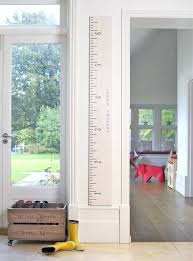 like this item wooden growth chart childrens wall canada ruler add on custom