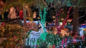 Peoria Az Christmas Lights Phoenixs Best Christmas Light Displays For 2019 Fox 10
