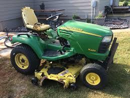 john deere x485 garden tractors forum yesterday s tractors mike
