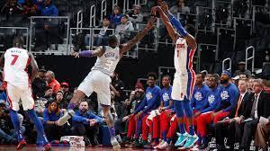 Charlotte Hornets vs Detroit Pistons ...