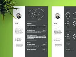 Free Modern Resume Best of Modern Resume Format Free Modern Resume Template Modern Cv Format