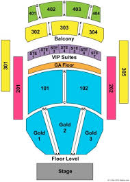 The Joint Hard Rock Las Vegas Seating Chart The Joint At Hard Rock Hotel Casino Tickets And The Joint