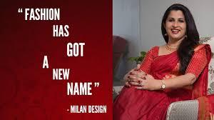 Milan Design Kochi Saree Designer In Kerala Milan Design