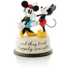 mickey mouse figurine 25 liked on polyvore featuring home