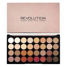 makeup revolution ultra 32 eyeshadow palette flawless 3 resurrection to view a larger image