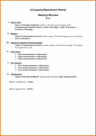Sample Meeting Notes Free Sample Of Invoice And Minutes Sample Meeting Notes Template