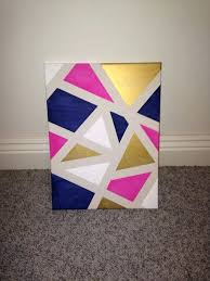 simple paintings on canvas painted canvas ideas together with image in something in simple canvas painting ideas for beginners