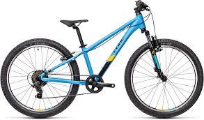 Cube Acid CMPT 240 blue n orange 2021 - <b>Kid Bike 24 Inches</b> | MHW