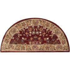 total performance half circle rugs small uk n half round rugs