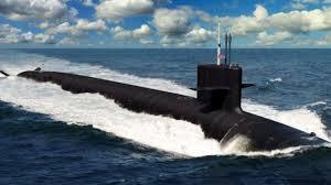 Il nuovo sottomarino con arsenale nucleare degli Stati Uniti