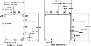 Hss Steel Size Chart Hss Steel Dimensions Telpi Co