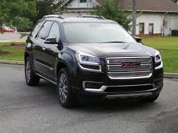 gmc acadia 2015 black. 2015 gmc acadia denali autos post remote start black