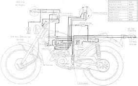 yamaha [ht1 90] enduro motorcycle wiring schematics diagram wiring schematic diagram symbols Wiring A Schematic Diagram #27