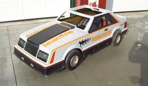 Pace Car Partner: 1979 Mustang Go Cart