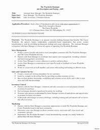 Retail Trainer Sample Resume Sample Resume For Sales Associate Lovely Retail Consultant Job 24