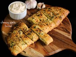 Garlic Bread Recipe Cheesy Garlic Bread Recipe Garlic Cheese Bread
