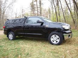2007 Toyota Tundra SR5 4WD Regular Cab Long Bed 5.7L V8 ...