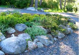 Small Picture Garden Design Garden Design with Making a Flower Bed Into a Rock