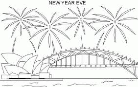 Small Picture Fireworks Coloring Pages Printable Coloring Home