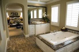 master bedroom with bathroom design ideas. Bedroom And Bathroom Ideas Design Flooring Glossy Master  Designs Rectangular Tubs White . With O