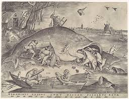 pieter bruegel the elder ca essay heilbrunn  big fish eat little fish