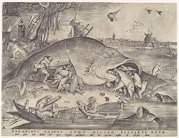 pieter bruegel the elder ca essay heilbrunn  big fish eat little fish