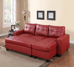 sectional sofa set in red bonded leather match pu pics on amusing cherry red leather sectional sofa modern with ottoman chaise leathe