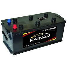 Аккумулятор <b>KAINAR 6СТ</b>-210 АПЗ п.п. крышка плоская – купить ...
