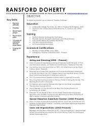 college instructor resume sample sumptuous design professor resume current  adjunct theatre professor resume 1 college professor . college instructor  resume ...