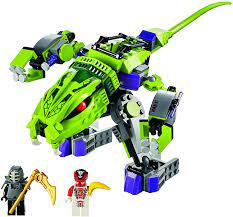 LEGO Ninjago Fangpyre Mech (9445).: Amazon.de: Spielzeug